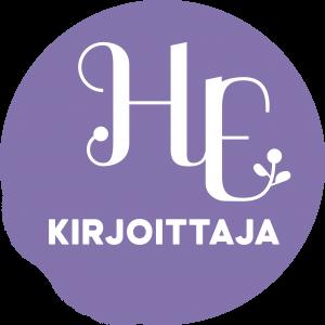 Hidasta Elää kirjoittaja logo